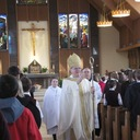 Catholic Schools Week Mass with Bishop Coleman  photo album thumbnail 1